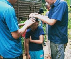 말레이시아에 복음으로 어린이성경학교를 세워주세요!
